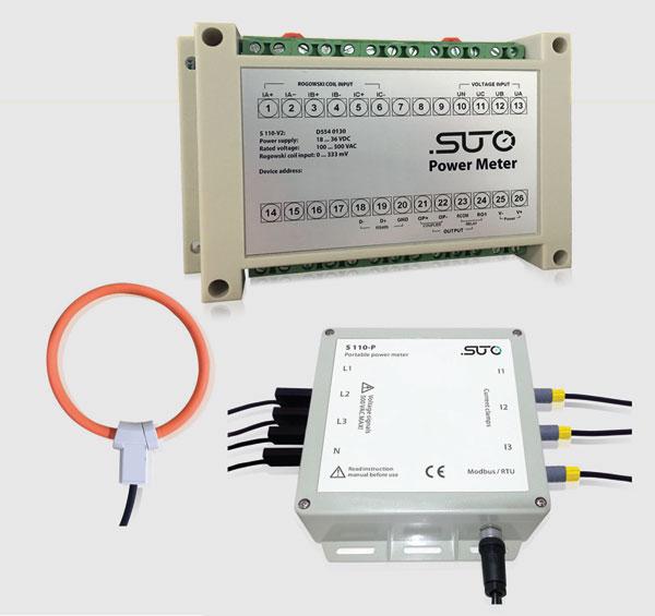 air compressor power meters