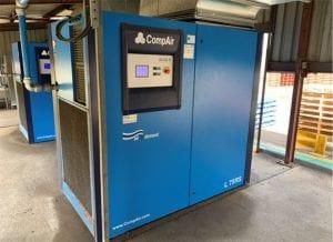 compressed air energy auditing sydney