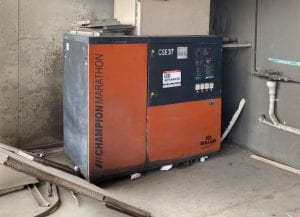 compressed air energy management audits