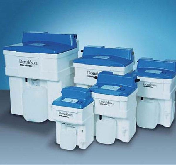 compressed air oil water separator