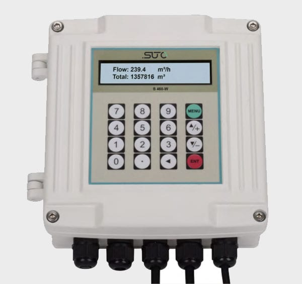 compressed air ultrasonic flow meter equipment