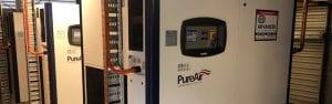medical compressed air equipment upgrades