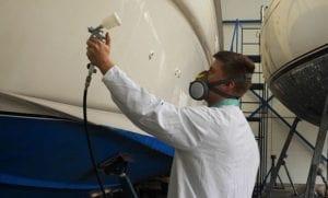respiratory equipment testing boat builders