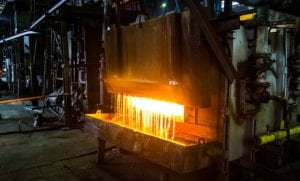 respiratory equipment testing steel works