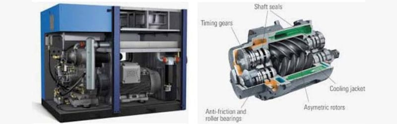 rotary screw air compressor sales sydney