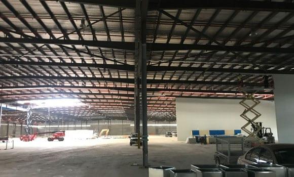 sydney industrial compressed air system installation